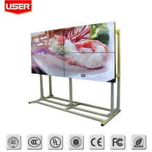 USER SDT 46 inch full HD 1080p Samsung 2x2 3x3 4x4 led video wall for live TV station