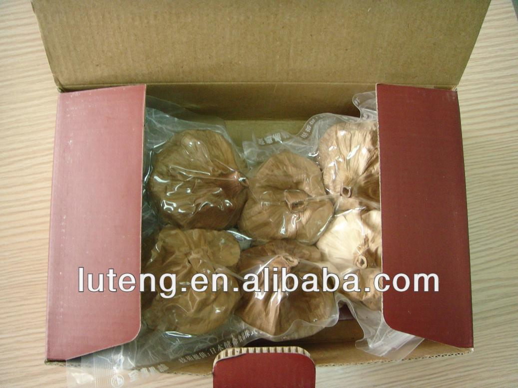 China high quality fermented black garlic for sale