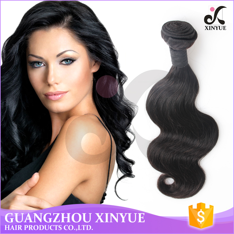Raw Unprocessed Peruvian Human Virgin Hair Product Loose Wave Hair Extension For Daily Life