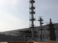 New design Industrial Filtration vacuum distillation unit