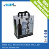 INITI Customized Fashion Design Wine Bottle Tote Bag Wholesale for Shopping and Promotion