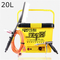 portable car washing machine car washer, High quality cheap automatic car wash, car washing machine 12v