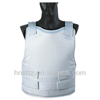 NIJ IIIA soft vip concealable body armor