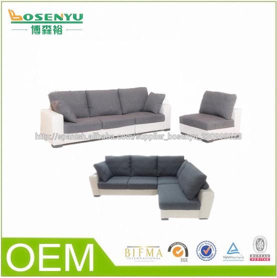 Estilo europeo moderno sof de los muebles sof s para la for Muebles modernos estilo europeo