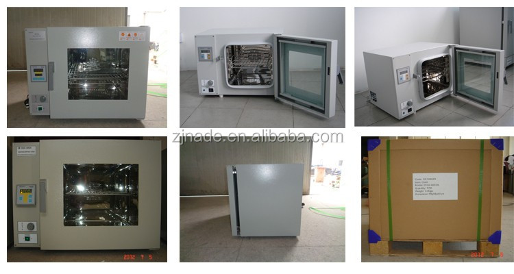 Nade Lab Drying Equipment Table Drying and Air Circulation Oven DGG-9023AD +10~200C 25L