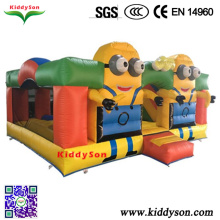 Inflatable kids air jumper bouncy castle,Cartoon Inflatable Combo Games