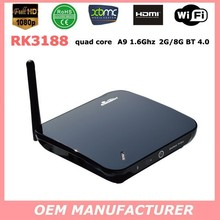 2015 New Trendy Full HD 1080p android media player google ott tv box with Andoroid 4.4.2 OS hd sex pron video tv box