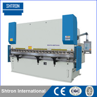 WC67Y 125Tx3200 CNC Sheet Metal Bending Machine , sheet bending machine