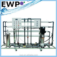 Water purification plant cost RO water system