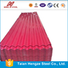sand coated shingle tile/substitute of plastic corrugated roof tile/best metal roof tile