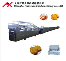 China Factory Automatic Biscuit Making Machine /Biscuit Production Line Price