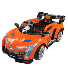 Roadster Style Kids Ride On Car
