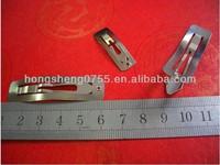 Cheapest Plain metal snap hair clip