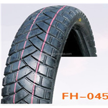 tricycle tire and tube and wheelbarrow tire 110/90-17 6PR motorcycle tyre