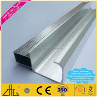 Wow!! Aluminium heat sink led iso9001factory China/aluminium profile kitchen cabinet glass doors/handle profile aluminium frame