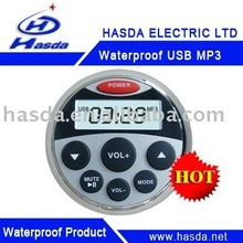 Waterproof MP3 PLAYER WITH USB