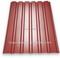 High quality color corrugated steel roofing sheet with best price