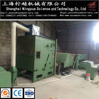 NY-1230 double doffer combing machine