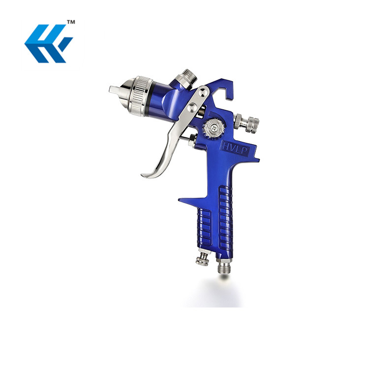 Central Pneumatic High Volume Low Pressure Gravity Feed Spray Gun