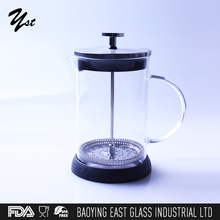 Japanese chikao small glass teapot warmer to boil water