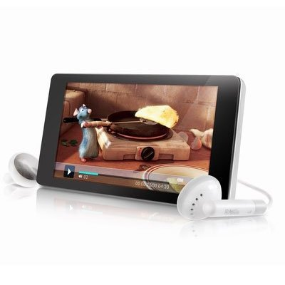 3. 0 Inch Wqvga Screen MP5 Player Rm Rmvb Format Movie 4gb