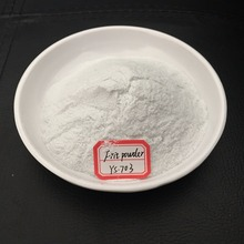 low temperature high glossy glaze powder white