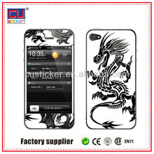 Wholesale Self-adhesive Mobile Skin Decal Sticker for Mobile Phone