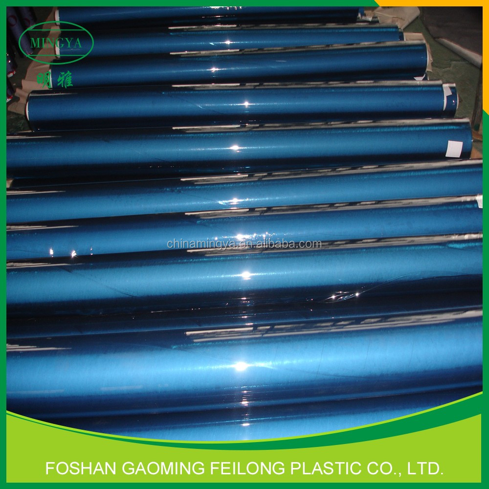 China Supplier Soft Clear Thin PVC Plastic Sheet UV Resistance Durable PVC Film