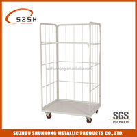 various colours steel roll cage stainless steel storage rack