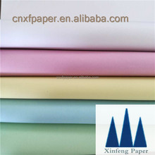 Carbonless paper price concessions