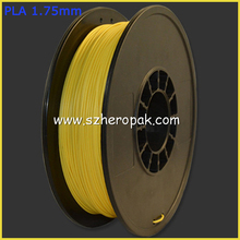 Top Quality 1.75mm PLA Filament Yellow 3D Printing Filament