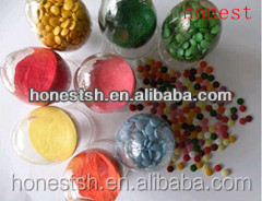 Metallized Color Coating Film Lacquer Polyester Aluminum Glitter Powder