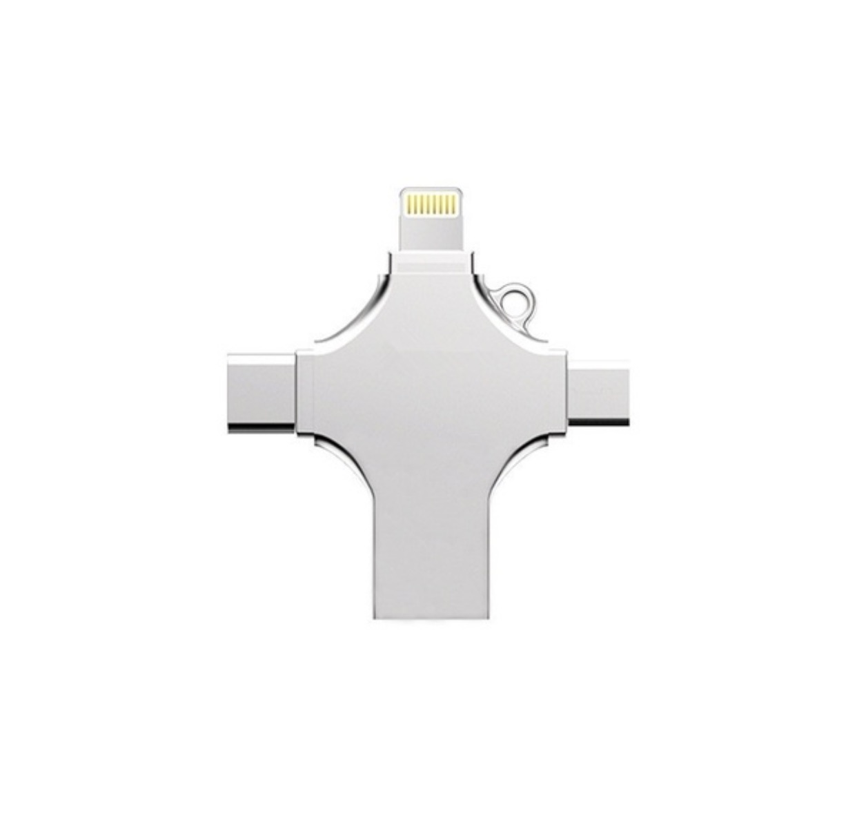 Outdoor micro usb flash drive otg adapter steel parts from china manufacturer