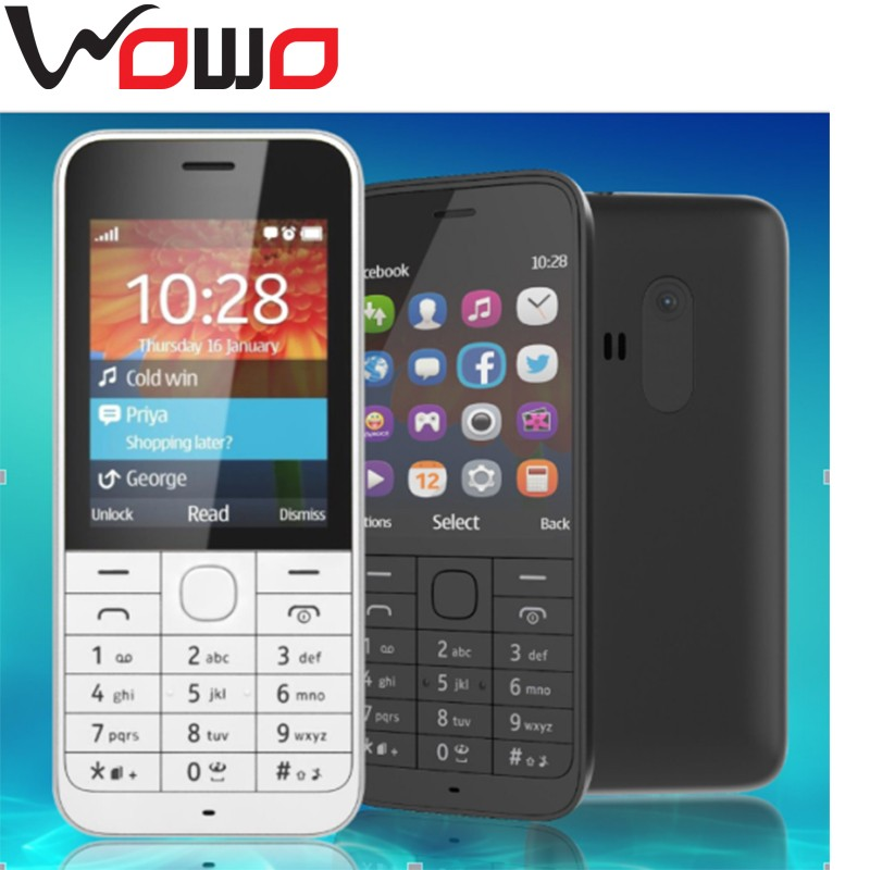 2017 cheap mobile phone with good quality hot selling quad with whatsapp 220