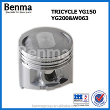 Tricycle YG200 Piston Kit, Good Quality Piston Kit for Best YG200 , Hot Sell Best YG200 Motorcycle Parts!!