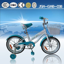 Two trainning wheel children bike/ new model kid bike for sale manufacturer bike