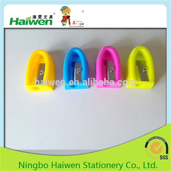 Promotional Cheap Plastic Pencil Sharpener