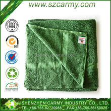 Two-side terry cotton fabrics reactive printed denim fabrics wholesale 100% cotton military bath towel