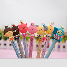 Hot Japan stationery Cute Kawaii animal pen