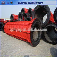RCC concrete drain pipe making machine