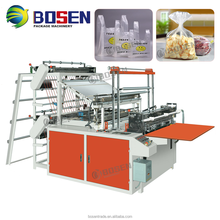 Cold Cutting Two Layers Bag Making Machine