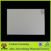 2016 8mm High Density Pvc Foam Thin Hard Plastic Sheet