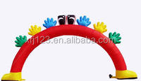inflatable entrance arch for party and events
