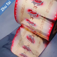 plastic packaging rolls vacuum packing jumbo roll plastic film plastic metallized