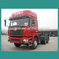 6x4 MAN Tractor Head Tractor Trucks For Russia