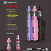 US hot selling kangertech box mod 60w tc mod topbox kanger tech