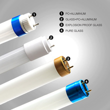 japan led t8 red tube with cheap price