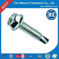 High Quality white blue zinc tension screw