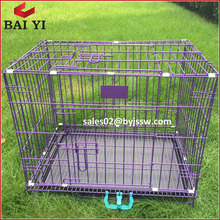 China Factory Wholesale Dog Trolley, Dog Cage,Pet Dog Show Trolley
