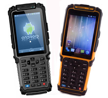 "3.5"" touch screen pos terminal Android PDA barcode scanner TS-901 with good price"